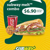 Read more about Subway Dine-in & Takeaway Discount Coupons 15 - 21 Oct 2014