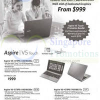 Read more about Acer Notebooks Offers 15 Oct 2014