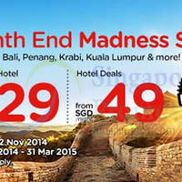 Read more about Air Asia Go From $49 Month-End Madness Sale 27 Oct - 2 Nov 2014