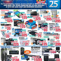 Read more about Audio House Electronics, TV, Notebooks & Appliances Offers 11 - 20 Oct 2014