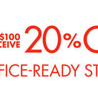 Read more about Amazon.com 20% OFF Office-Ready Styles Coupon Code 10 Oct 2014