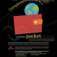 Boingo Wi-Fi Hotspots Free Access For American Express Cardmembers Globally 20 Oct 2014
