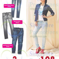 Read more about Denizen Any 3 Jeans for $108 Promotion 29 Oct 2014