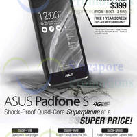 Read more about Asus Padfone S Smartphone Promotion 18 Oct - 2 Nov 2014