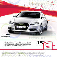 Read more about Audi A6 Features & Offer 4 Oct 2014