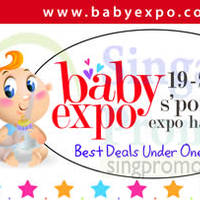 Read more about Baby Expo Fair @ Singapore Expo 19 - 21 Dec 2014
