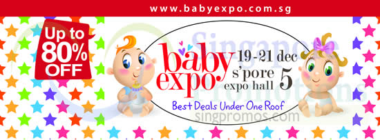 Baby Expo 30 Oct 2014
