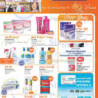 Read more about Guardian Health, Beauty & Personal Care Offers 2 - 8 Oct 2014
