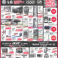 Read more about Best Denki TV, Appliances & Other Electronics Offers 10 - 13 Oct 2014