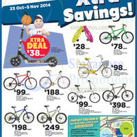 NTUC Fairprice Electronics, Groceries, Bicycles & Wines 23 Oct - 5 Nov 2014