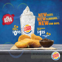 Read more about Burger King NEW Float Sizes, Sprite Float & Black Pepper Dip 17 Oct 2014