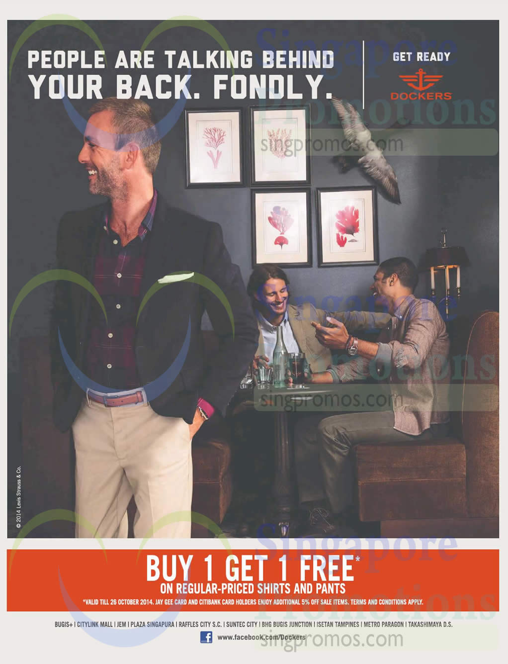 Buy 1 Get 1 Free Regular Priced Shirts