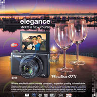 Canon PowerShot G7X Digital Camera Features & Price 23 Oct 2014