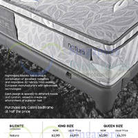 Read more about Cellini Nightingale Silenite Mattresses Offers 12 Oct 2014