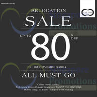 Cellini Relocation Sale 1 - 2 Nov 2014