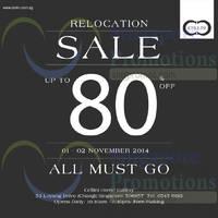 Read more about Cellini Relocation Sale 1 - 2 Nov 2014