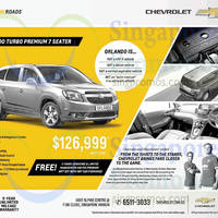 Read more about Chevrolet Orlando Features & Price 4 Oct 2014