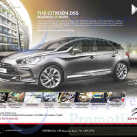 Read more about Citroen DS5 Features & Price 11 Oct 2014