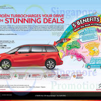 Citroen Grand C4 Picasso Features & Offer 25 Oct 2014