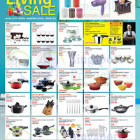 Read more about Isetan Great Living Sale Offers 10 - 27 Oct 2014