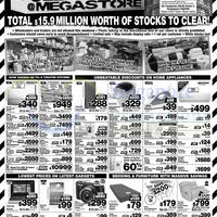 Read more about Courts Warehouse Clearance Offers @ Megastore 31 Oct - 2 Nov 2014