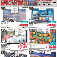"""Read more about Courts Ultimate Screens TV Offers (65"""" & above) 17 - 19 Oct 2014"""