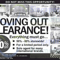 Read more about Da Vinci Moving Out Clearance Sale 11 Oct 2014