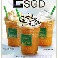 Read more about DrCafe Coffee $2 Frappes Promo 18 - 23 Oct 2014