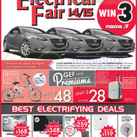 Best Denki Grand Electrical Fair Offers 31 Oct - 3 Nov 2014