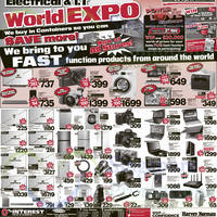 Harvey Norman Digital Cameras, Furniture & Appliances Offers 25 - 31 Oct 2014