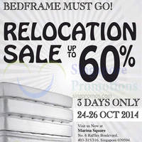 Read more about Englander Marina Square Relocation SALE 24 - 26 Oct 2014