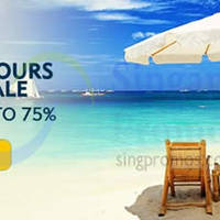 Read more about Expedia Up To 75% Off 48hr Flash Sale 2 - 3 Oct 2014