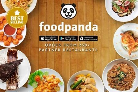 FoodPanda 17 Oct 2014