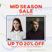 Read more about Fred Perry Mid Season SALE 6 - 19 Oct 2014