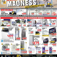Gain City Electronics, TVs, Washers, Digital Cameras & Other Offers 25 Oct 2014