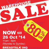 Read more about Giordano Warehouse Sale 14 - 26 Oct 2014
