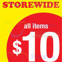 Giordano Storewide $10 2nd Piece Promo 21 Oct 2014
