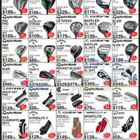 Read more about Golf Direct October Super Sale Offers 3 - 16 Oct 2014