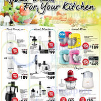 Read more about Harvey Norman Kitchen Deals Offers 15 - 22 Oct 2014
