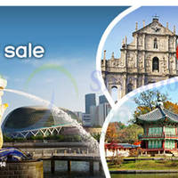 Hotels.com Up To 50% OFF Asia Hotels Sale 21 - 24 Oct 2014