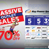 Read more about Key Power Sports Up to 70% Off @ IMM 10 Oct 2014