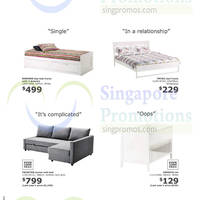 Read more about IKEA Beds & Sofa Even Lower Price Offers 1 Oct 2014