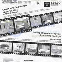 Read more about 100% Amazing Interior & Furniture Fair 25 Oct - 2 Nov 2014