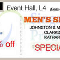 Read more about Isetan Scotts Men's Shoes Sale 31 Oct - 6 Nov 2014