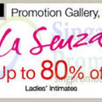 Read more about La Senza Promotion @ Isetan Scotts 31 Oct - 6 Nov 2014