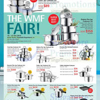 Read more about Isetan WMF Fair Offers 10 - 23 Oct 2014