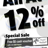 Read more about Japan Home 12% OFF Special Sale 13 Oct 2014