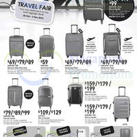 Read more about John Little Travel Fair Promotions & Offers 22 Oct - 2 Nov 2014
