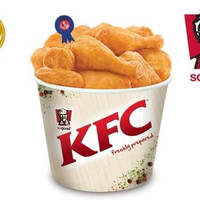 KFC 20% OFF $50 Cash Vouchers With FREE Delivery 23 Oct 2014