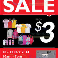 Read more about Kappa & Breathee Mega Sale 10 - 12 Oct 2014